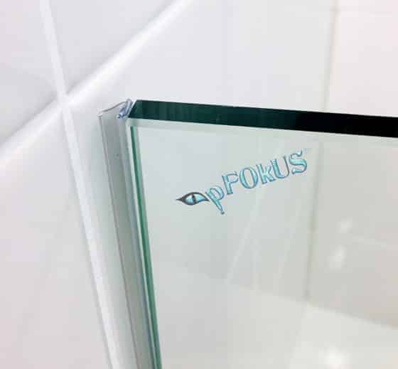 DS104 Frameless Shower Seal