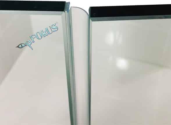 T shape Side Seal our DS9397 Frameless Shower Door Seal