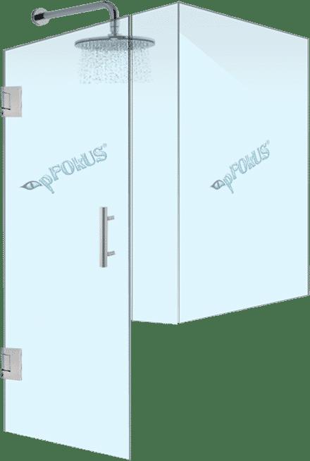 Shower door basco shower door replacement parts for Bathroom door parts