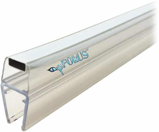ds9001 glass shower door sweep magnetic pfokus quality
