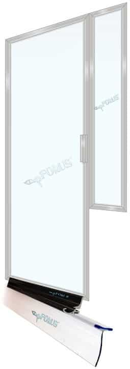 Framed Glass Shower Door Seals