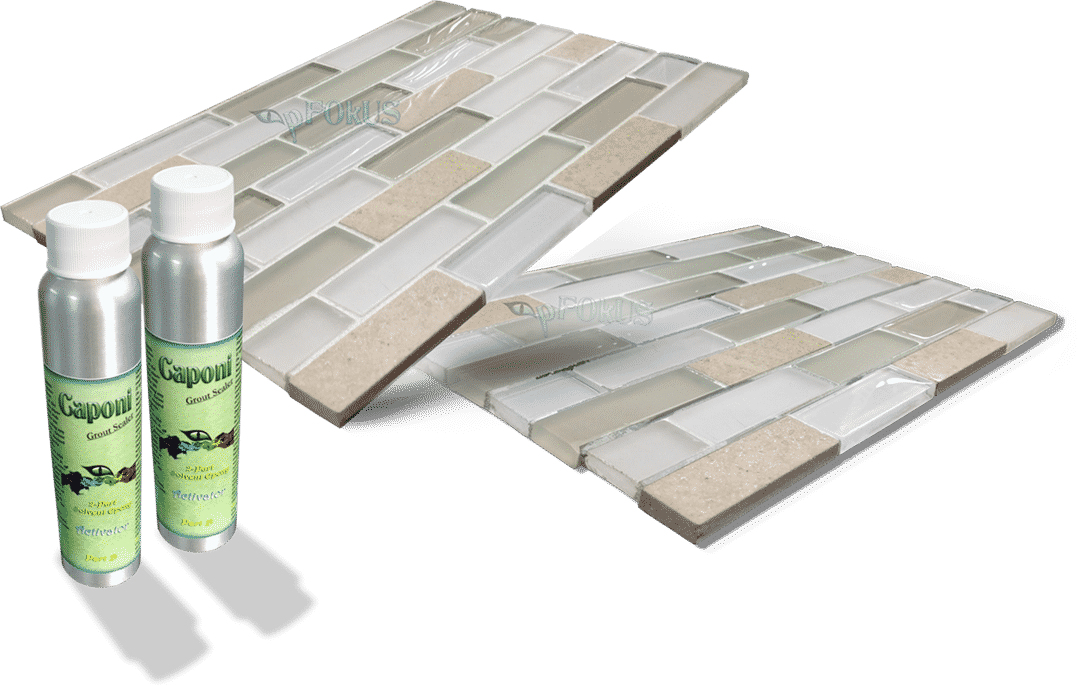 Grout Sealer - Caponi
