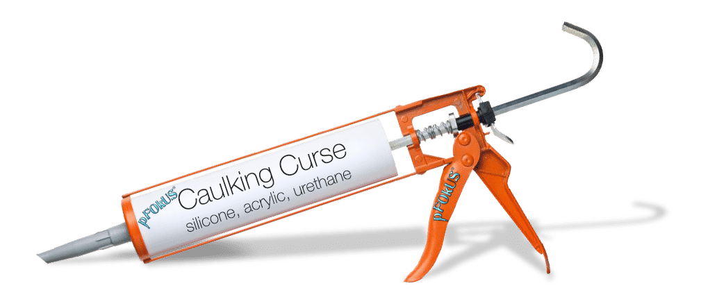 Don't Replace Caulk Eliminate it Forever with Sentura Caulk Remover