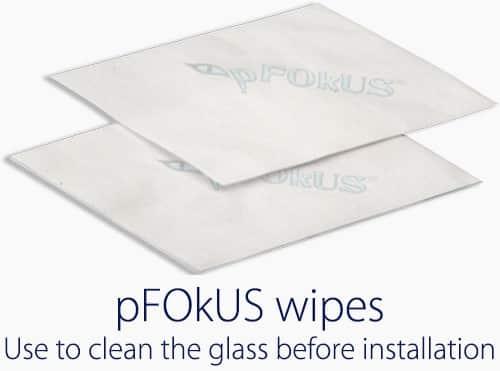 pFOkUS Wipes
