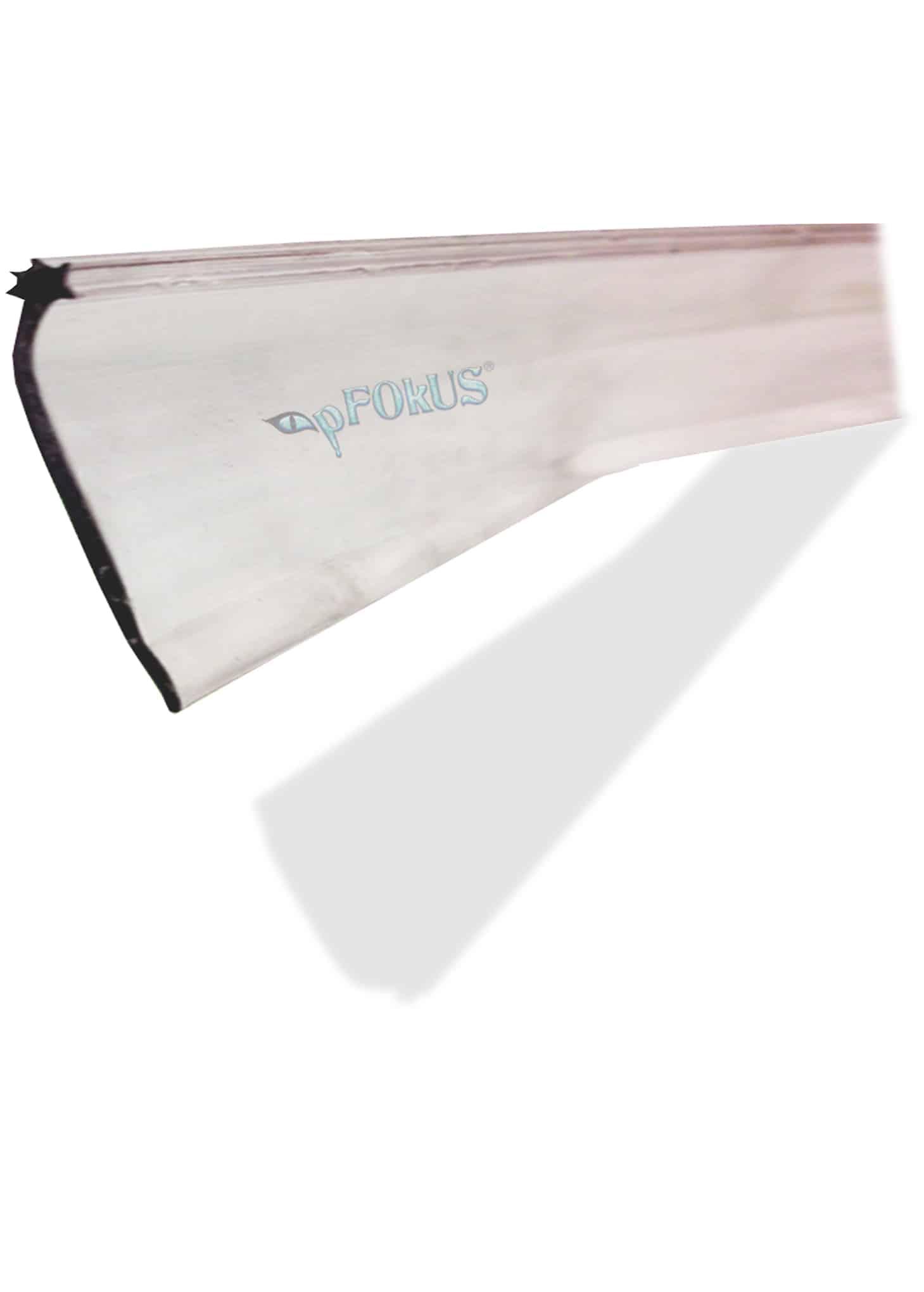 Ds8227 Shower Glass Door Metal Drip Rail Seal Wipe