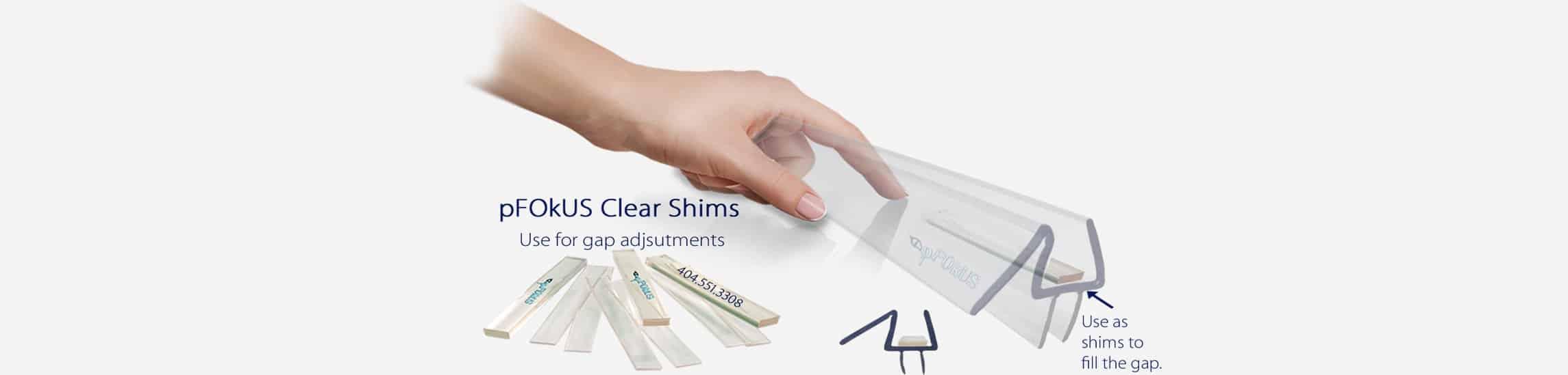 Ds32225 Frameless Shower Door Sweeps Shower Sweeps Pfokus