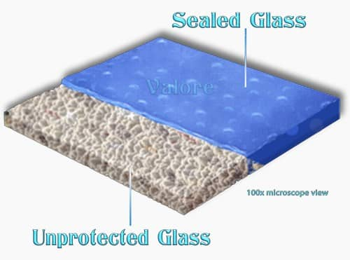 Valore-shower-glass-sealant