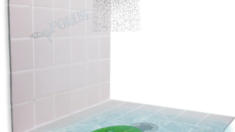 How to Get Rid of Damaged Shower Grout