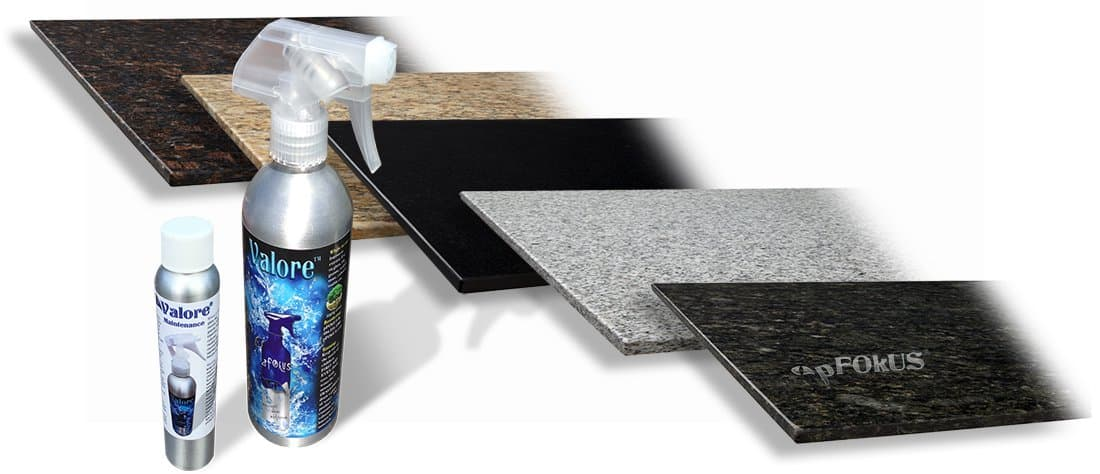 Granite countertop maintenance sealing cleaning Service D'Sapone
