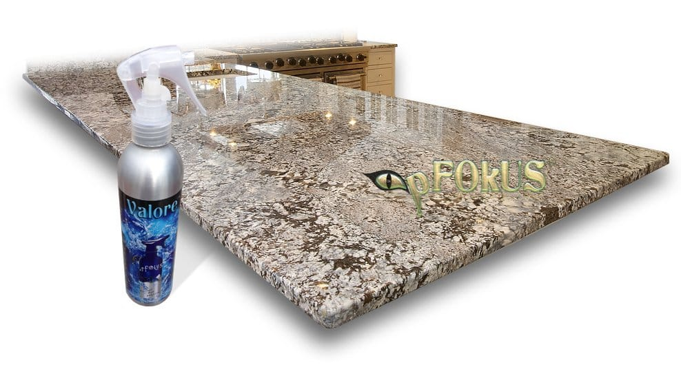 Granite countertop sealing cleaning D'Sapone