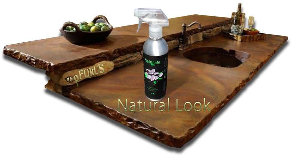 Naturalo Granite Countertops Sealer Cleaner