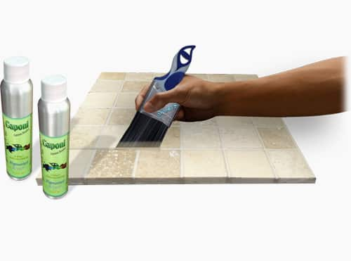 Caponi - The Best Colored Epoxy Grout Sealer
