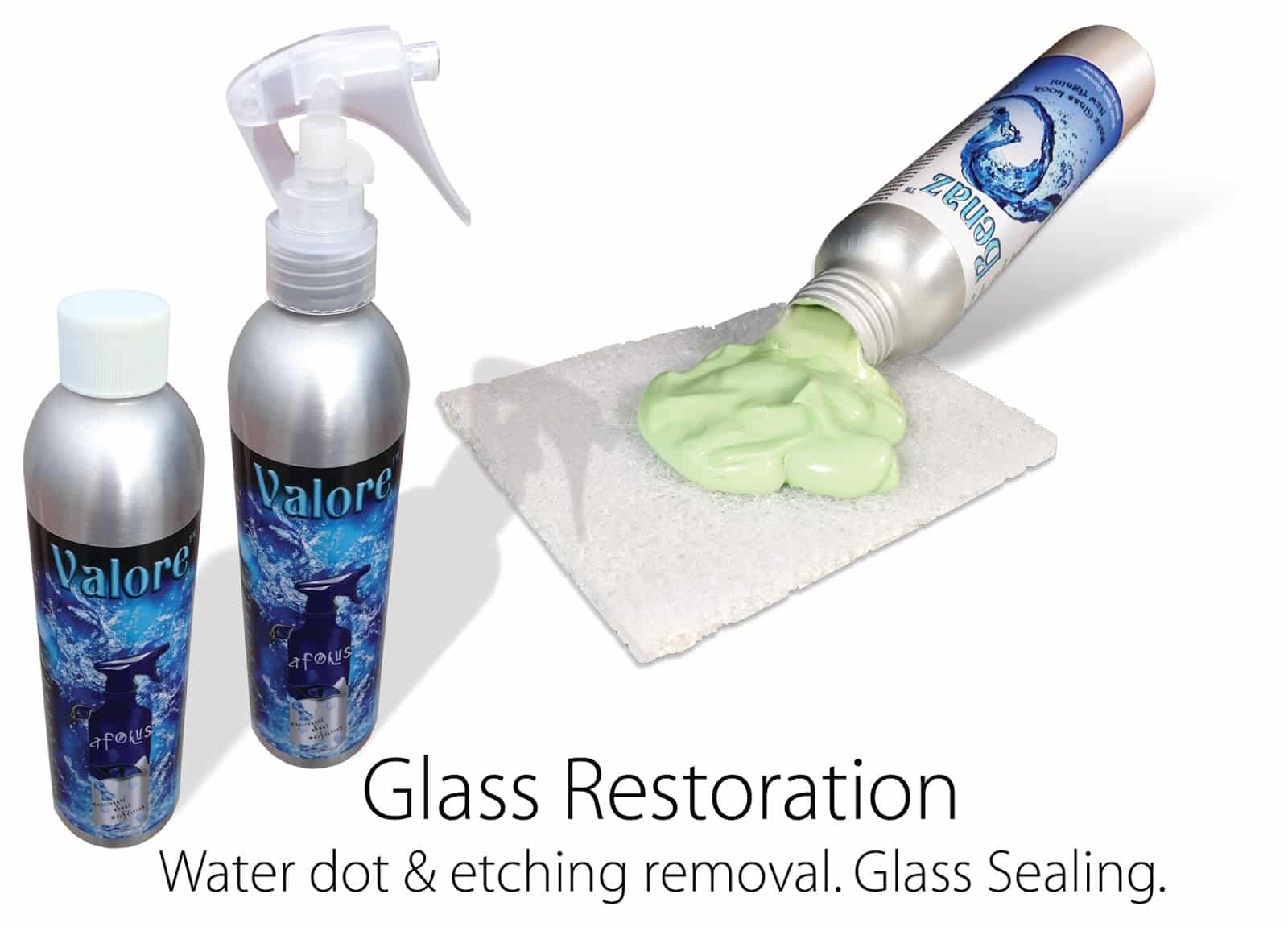 The best shower glass door cleaner and sealer