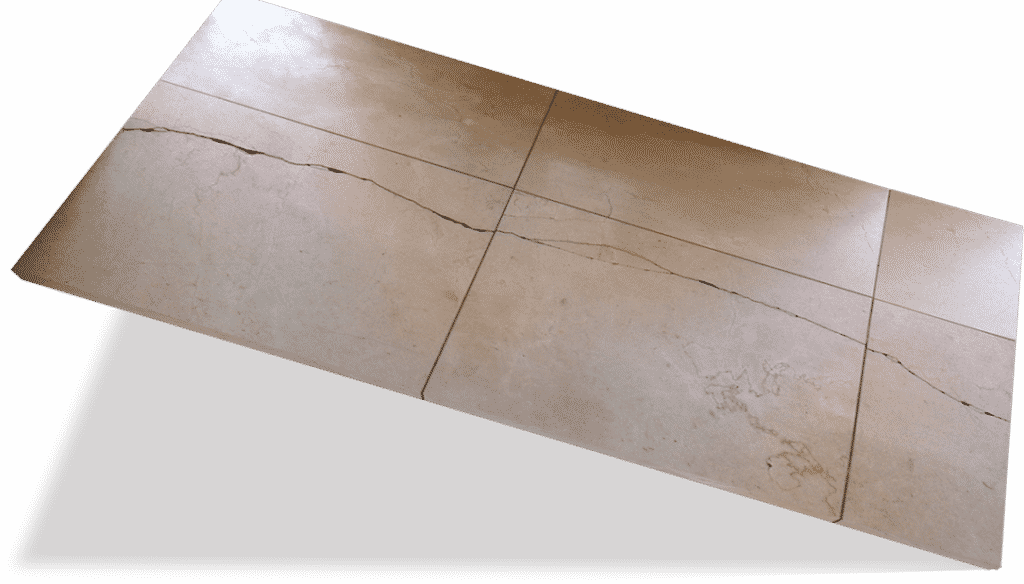 Repair a Cracked Tile with a Quality Solvent