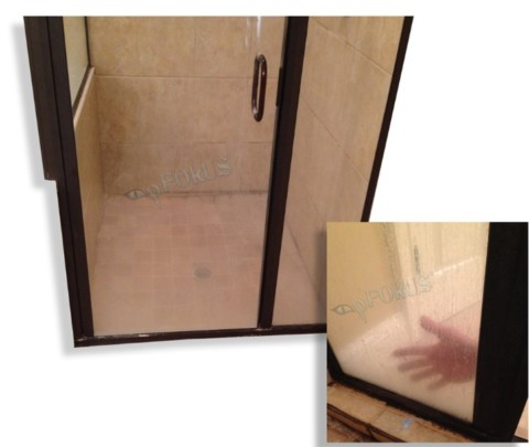 Common Mistakes to Avoid while Cleaning your Shower Glass Doors