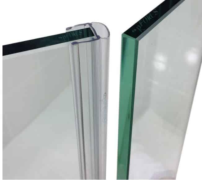 Frameless Shower Glass Door Leaks