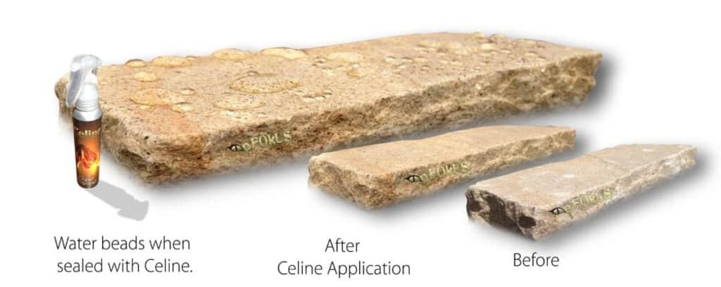 Sealing Kitchen Granite Countertops Using Celine