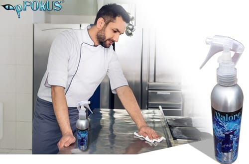 counter-top-cleaning