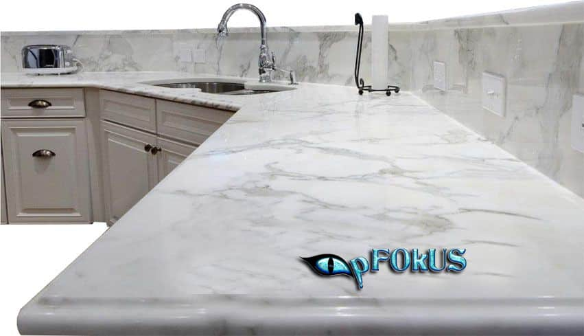 marble counter top maintenance -Valore
