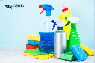 avoid acidic cleaners - pFOkUS