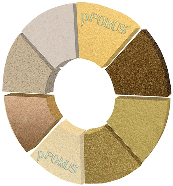 Available in More than 40 Shades - pFOkUS Caponi