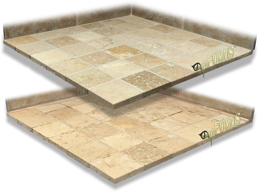 Cleaning Natural Stone Flooring