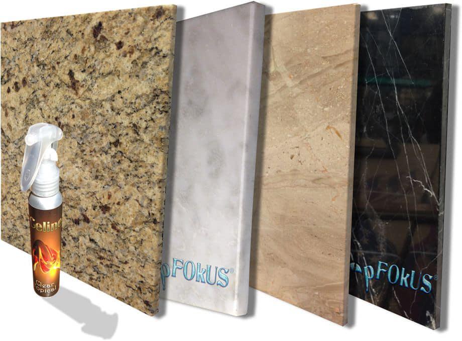 Natural Stone Sealer - pFOkUS - Celine