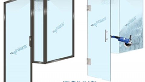 Frameless and Framed Shower Door Bottom Seals – pFOkUS