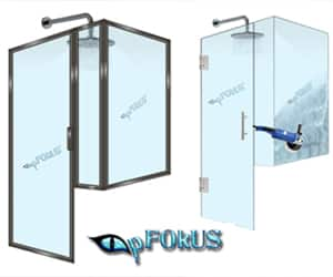 Shower Door Bottom Seals - pFOkUS