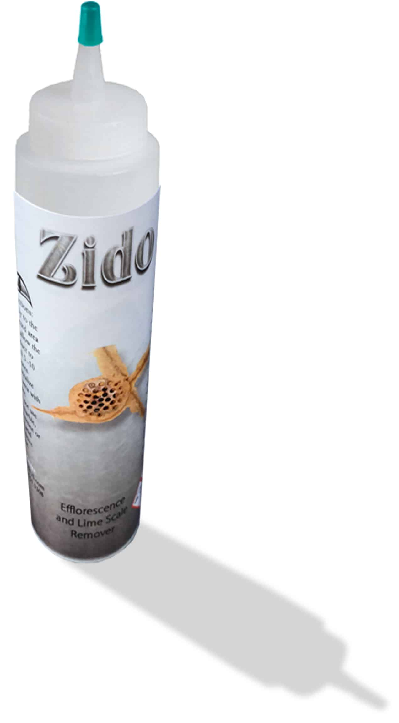 How to Remove Efflorescence - Zido