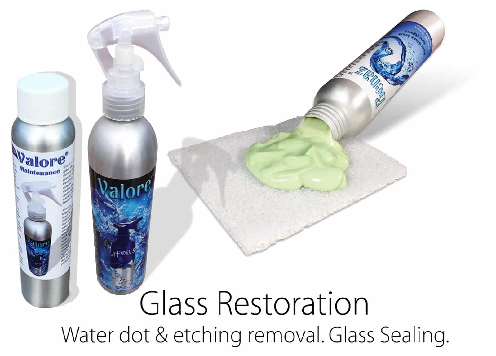 glass Restoration products -pFOkUS