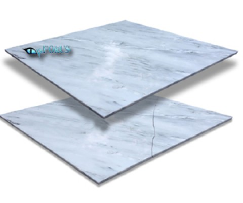 How to Repair Cracks in Marble Floor Tile?