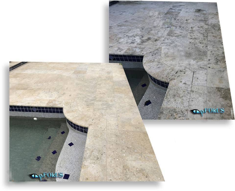 travertine crack sealer - sentura