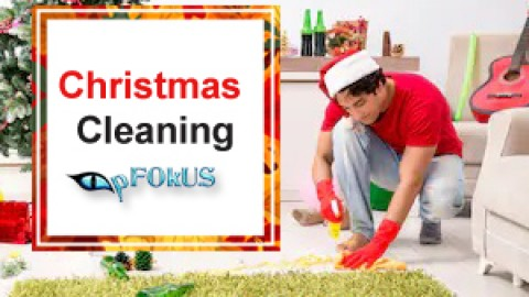 Ultimate Christmas Cleaning Checklist: Before and After Festivities