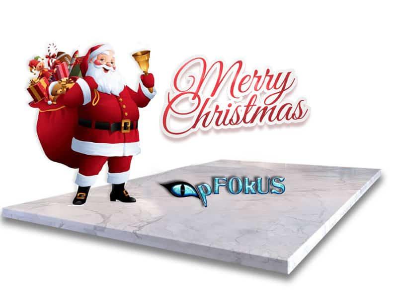 pfokus - Merry Christmas