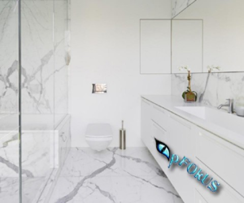 White Marble Bathroom Maintenance Tips