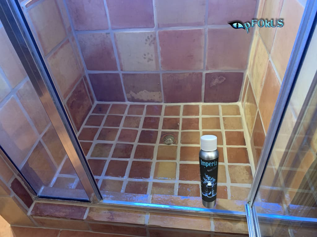 Mold and Stain Blasting Floor Cleaner from pFOkUS