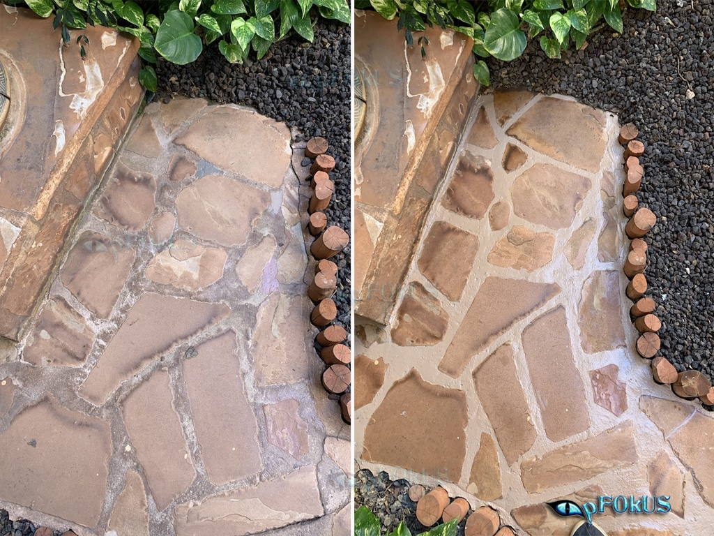 How pFOkUS Products can Help you for Flagstone Tile Care and Maintenance