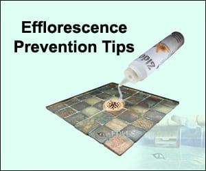 efflorence removal tips - pFOkUS