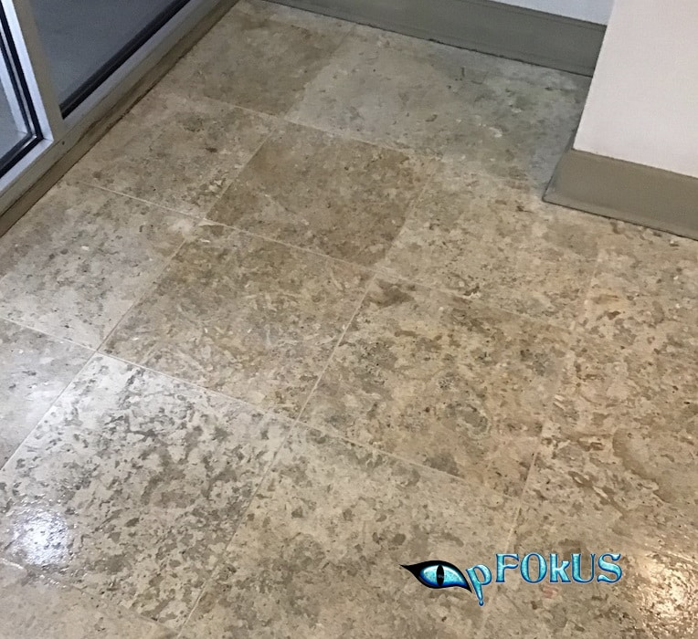Beautify your Surfaces by Correcting Etch Marks