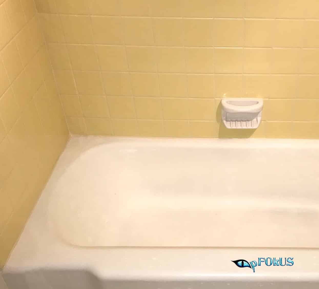 how to get ride of of caulk