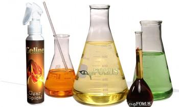pFOkUS-Chemical bottles