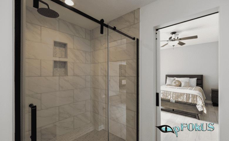 Frameless door sweeps - Glass Shower Door Leaking - pFOkUS