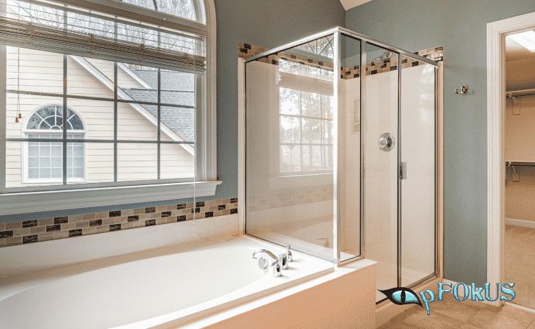 Glass Shower Door Leaking - pFOkUS - Framed Door seals